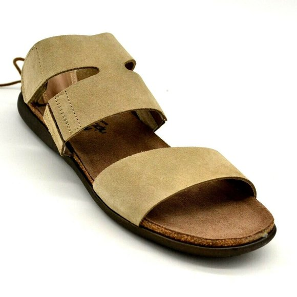 Naot Shoes | Larissa Leather Open Toe